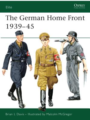 The German Home Front 1939-45 Cover