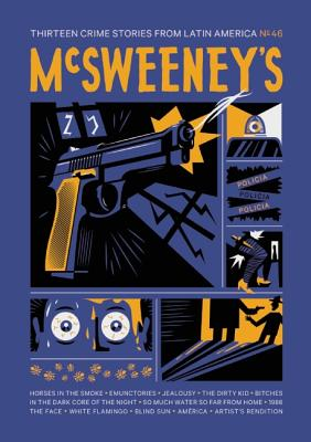 McSweeney's Issue 46 Cover