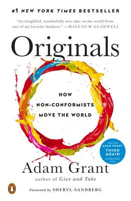 Originals: How Non-Conformists Move the World Cover Image