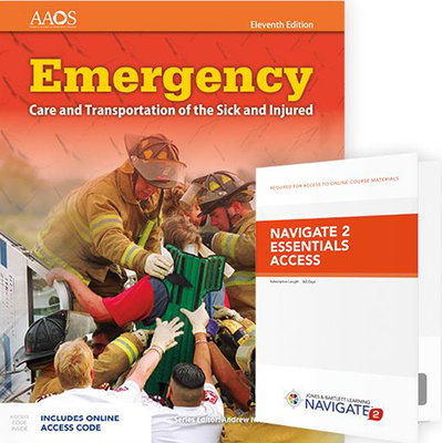 Navigate 2 Preferred Access for Emergency Care and Transportation of the Sick and Injured + Fisdap Whole Shebang Cover Image