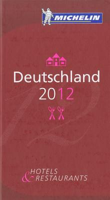 Michelin Guide Deutschland Cover