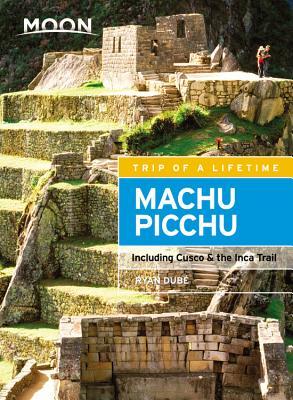 Moon Machu Picchu Cover