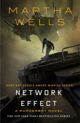 Network Effect: A Murderbot Novel (The Murderbot Diaries #5) Cover Image