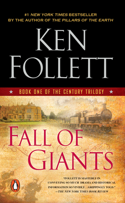 Fall of Giants: Book One of the Century Trilogy Cover Image