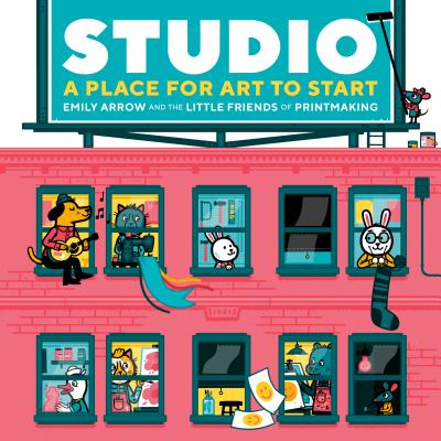 Studio: A Place for Art to Start Cover Image