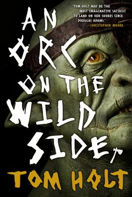 An Orc on the Wild Side Cover Image