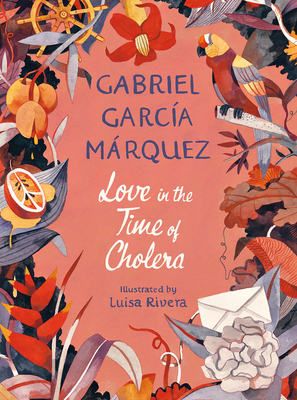 Love in the Time of Cholera (Illustrated Edition) (Vintage International) Cover Image