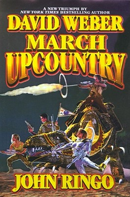 March Upcountry Cover