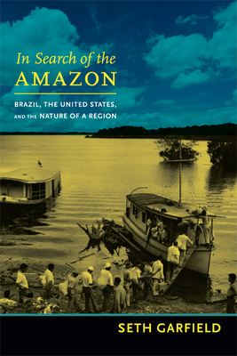 In Search of the Amazon Cover
