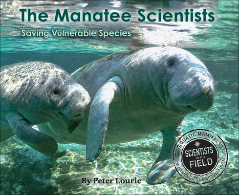 Cover for Manatee Scientists