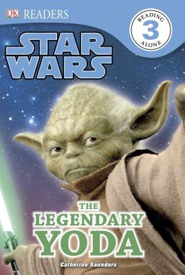 DK Readers L3: Star Wars: The Legendary Yoda Cover Image