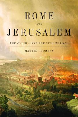 Rome and Jerusalem Cover