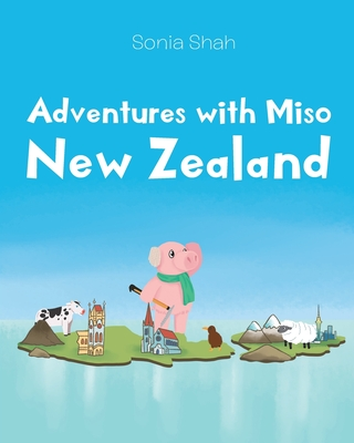 Adventures with Miso: New Zealand Cover Image