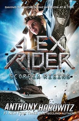Scorpia Rising (Alex Rider #9) Cover Image