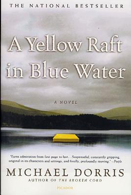 A Yellow Raft in Blue Water: A Novel Cover Image