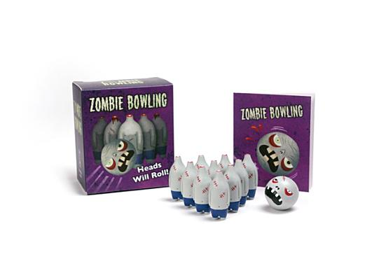 Zombie Bowling: Heads Will Roll! (RP Minis) Cover Image