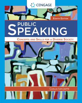 Public Speaking: Concepts and Skills for a Diverse Society Cover Image