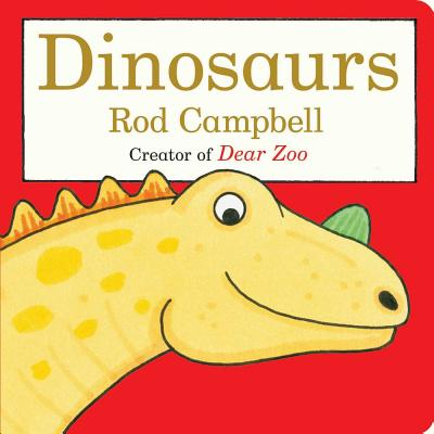 Dinosaurs (Dear Zoo & Friends) Cover Image