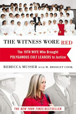 The Witness Wore Red Cover