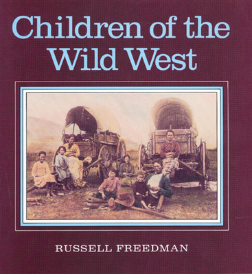Children of the Wild West Cover