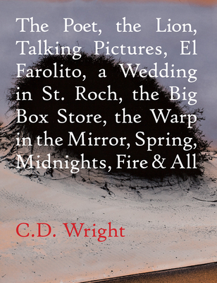 The Poet, the Lion, Talking Pictures, El Farolito, a Wedding in St. Roch, the Big Box Store, the Warp in the Mirror, Spring, Midnights, Fire & All Cover