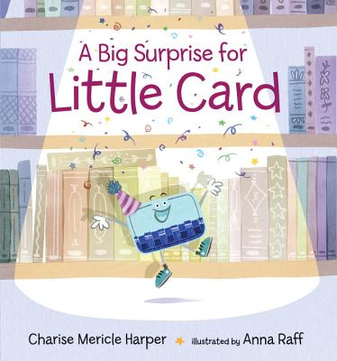 A Big Surprise for Little Card Cover