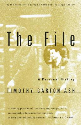 The File: A Personal History Cover Image