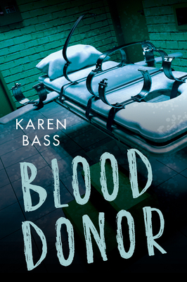 Blood Donor (Orca Soundings) Cover Image