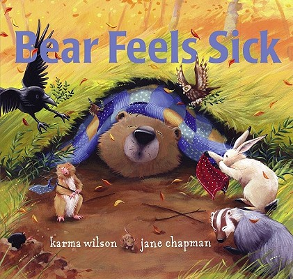Bear Feels Sick (The Bear Books) Cover Image