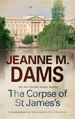 The Corpse of St James's Cover