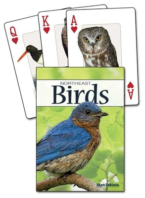 Birds of the Northeast Playing Cards (Nature's Wild Cards) Cover Image