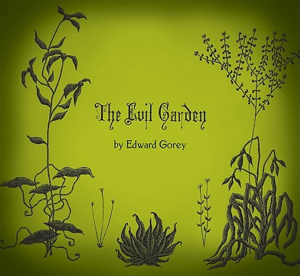 The Evil Garden Cover Image