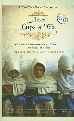 Three Cups of Tea Cover Image