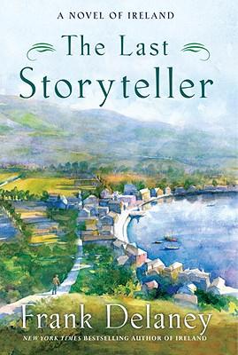 The Last Storyteller Cover