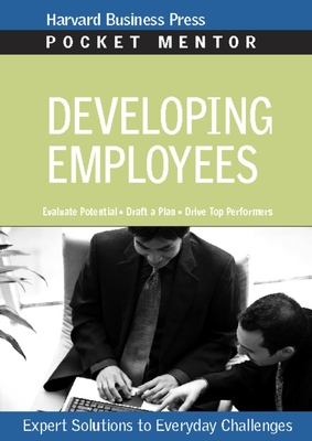Developing Employees (Pocket Mentor) Cover Image