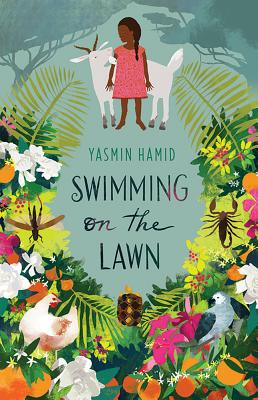 Swimming on the Lawn Cover Image