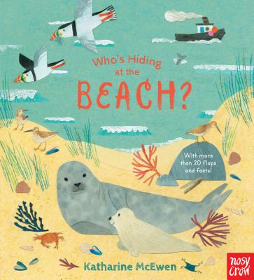 Who's Hiding at the Beach? Cover Image