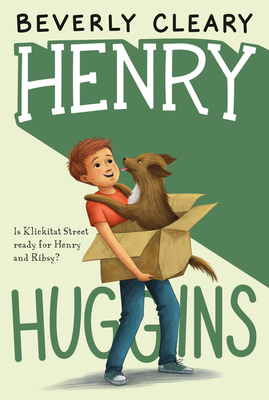 Henry Huggins Cover