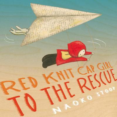 Red Knit Cap Girl to the Rescue Cover Image