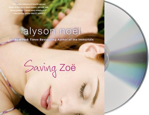 Cover for Saving Zoe