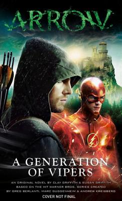 Cover for Arrow - A Generation of Vipers
