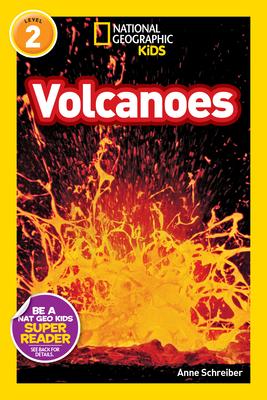 Volcanoes! Cover