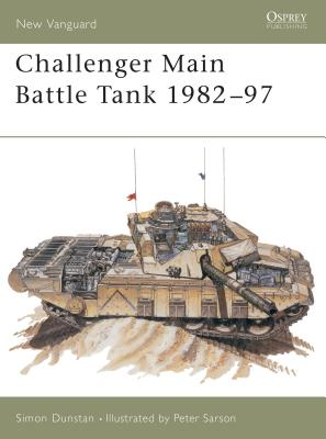 Challenger Main Battle Tank 1982 97 Cover
