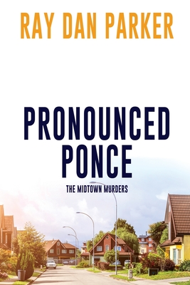 Cover for Pronounced Ponce