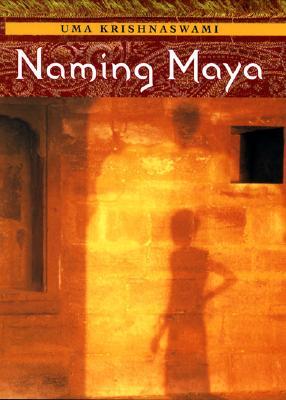 Naming Maya Cover