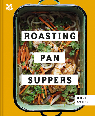 Roasting Pan Suppers Cover Image