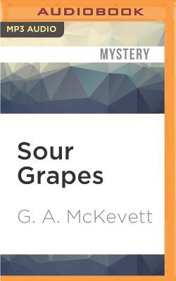 Sour Grapes (Savannah Reid Mysteries #6) Cover Image