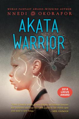 Cover for Akata Warrior (The Nsibidi Scripts #2)