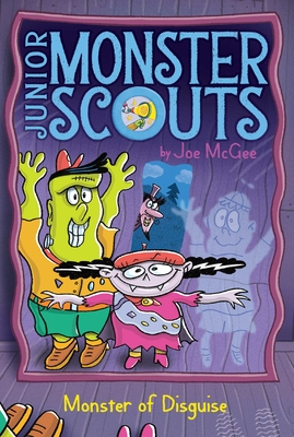 Monster of Disguise (Junior Monster Scouts #4) Cover Image