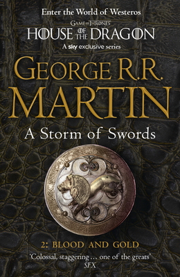 A Storm of Swords: Blood and Gold: Book 3 Part 2 of a Song of Ice and Fire Cover Image